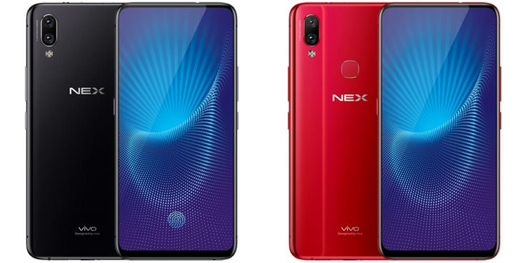 Vivo NEX Ultimate vs. Vivo NEX A