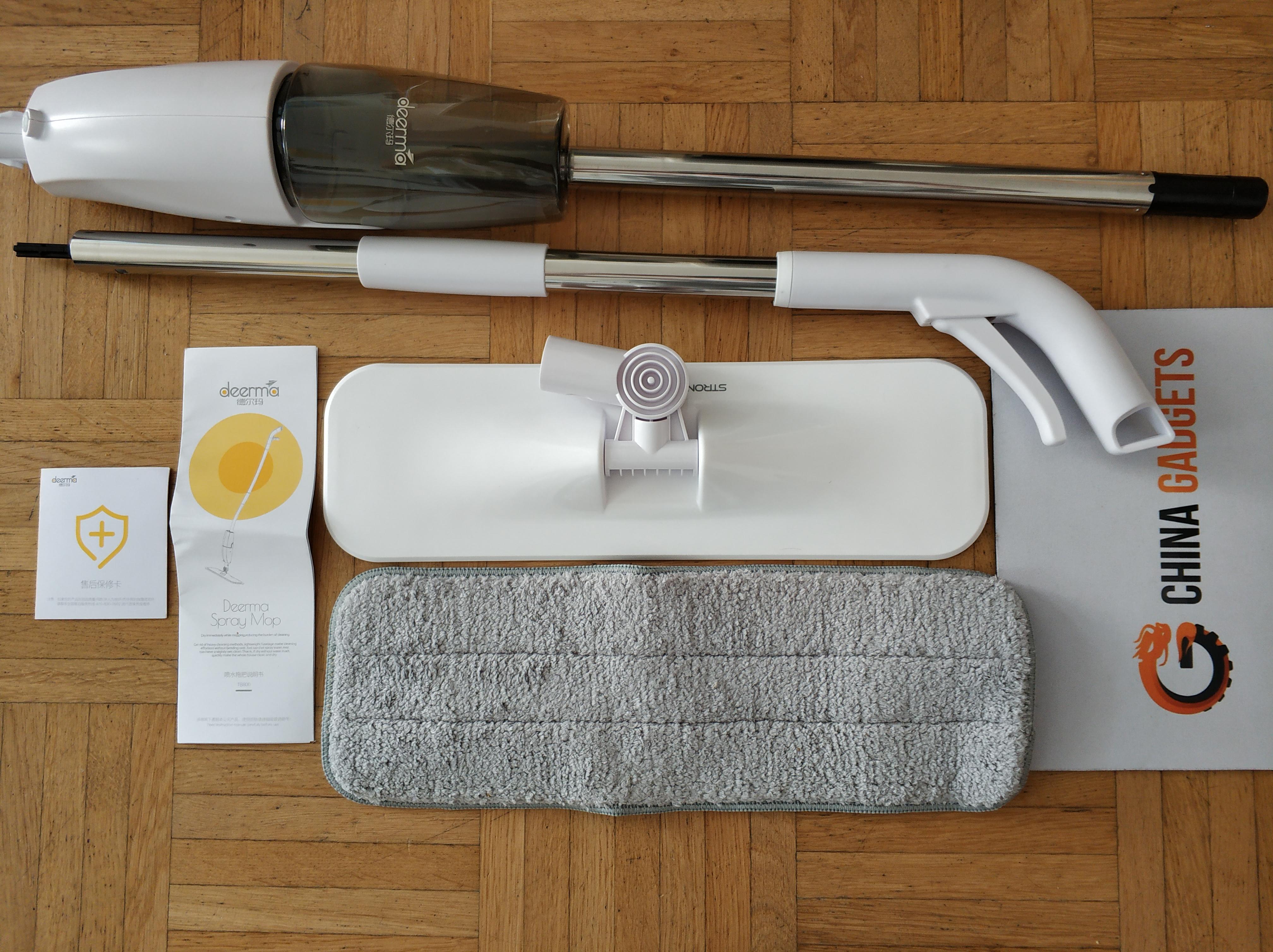 Fußboden Wohnung Xiaomi ~ Im test: xiaomi deerma sprühmopp: besser nasswischen?
