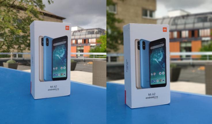 Xiaomi Mi 8 EE Testfoto Hauptkamera Objekt Portrait Vergleich