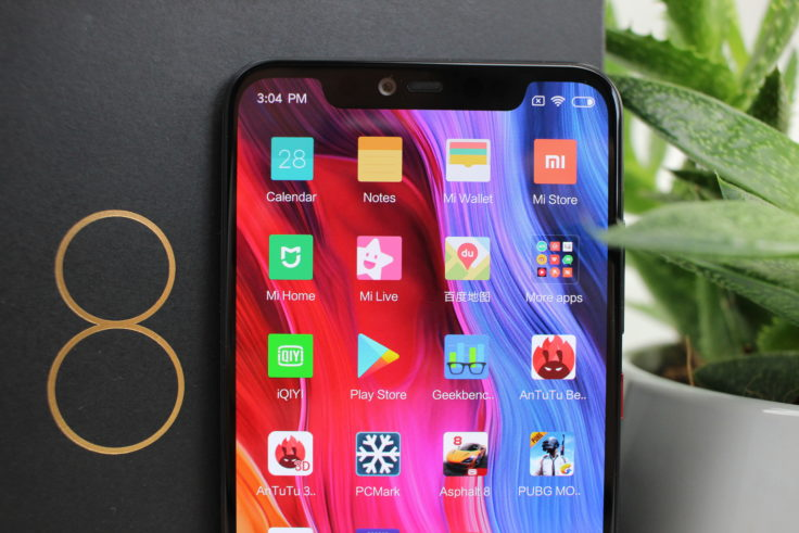 Xiaomi Mi 8 Explorer Edition Display
