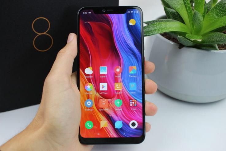Xiaomi Mi 8 Explorer Edition Smartphone 2