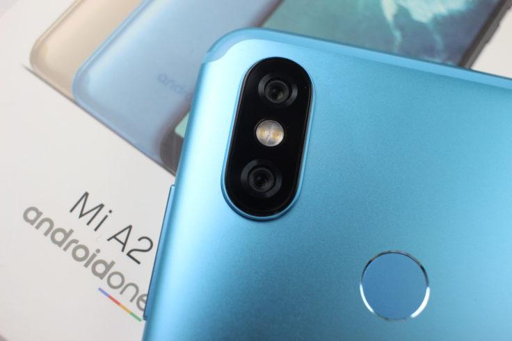 Xiaomi Mi A2 Hauptkamera