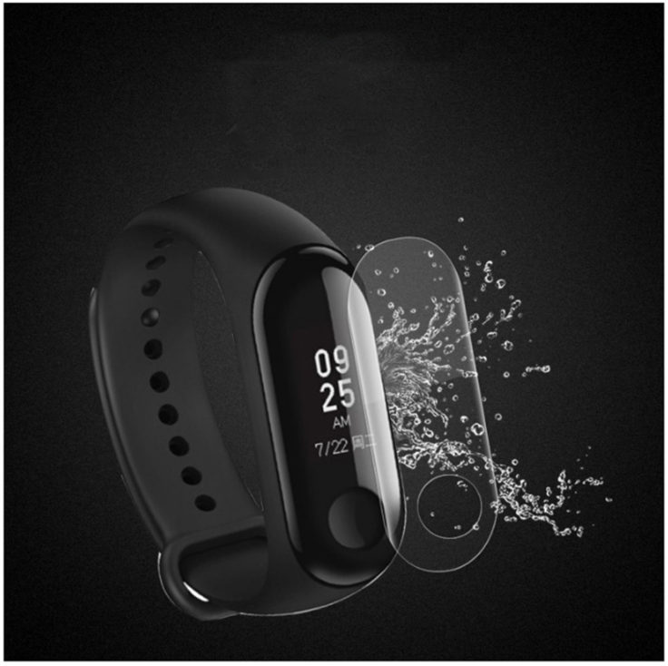 Xiaomi Mi Band 3 Folie