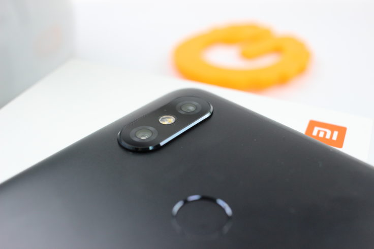 Xiaomi Mi Max 3 Kamera
