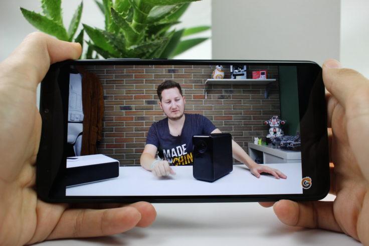 Xiaomi Mi Max 3 Quer