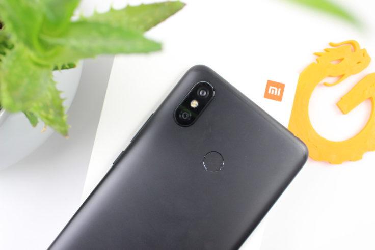 Xiaomi Mi Max 3 Rückseite