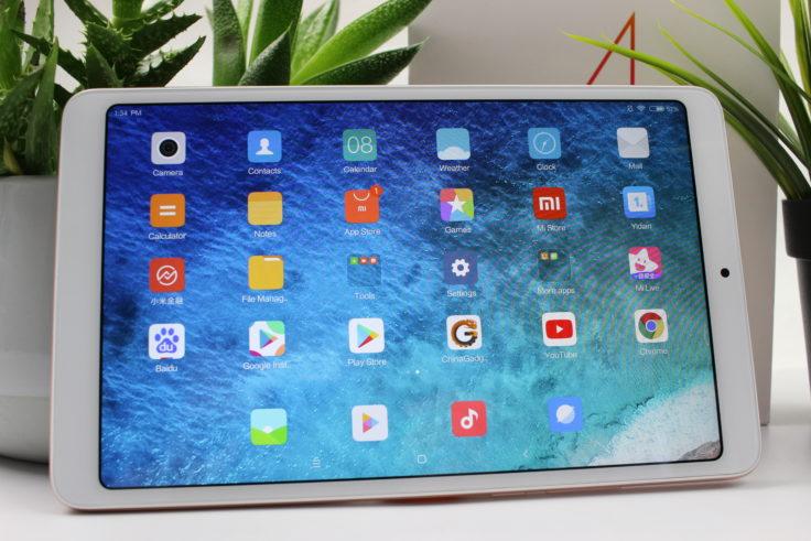 Xiaomi Mi Pad 4 Horizontal
