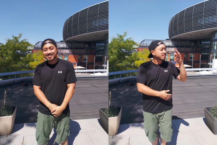 Xiaomi Mi Pad 4 Testfoto Hauptkamera