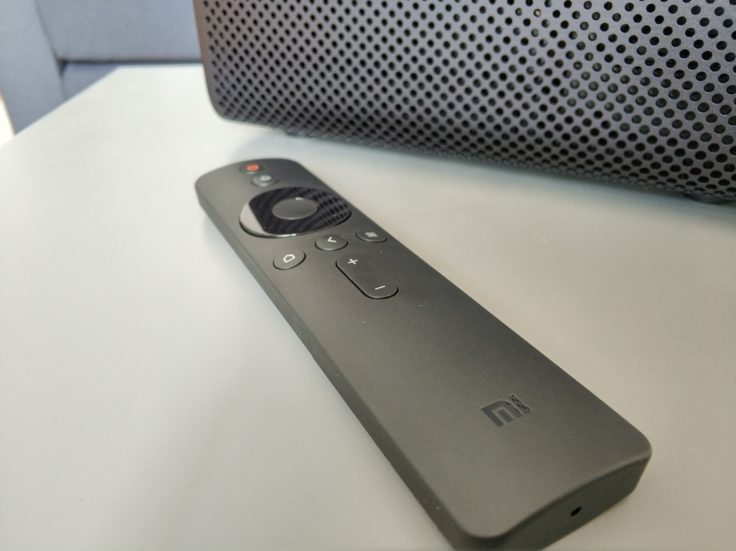 Xiaomi Mijia Beamer Fernbedienung (1)