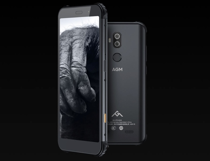 AGM X3 Outdoor Smartphone