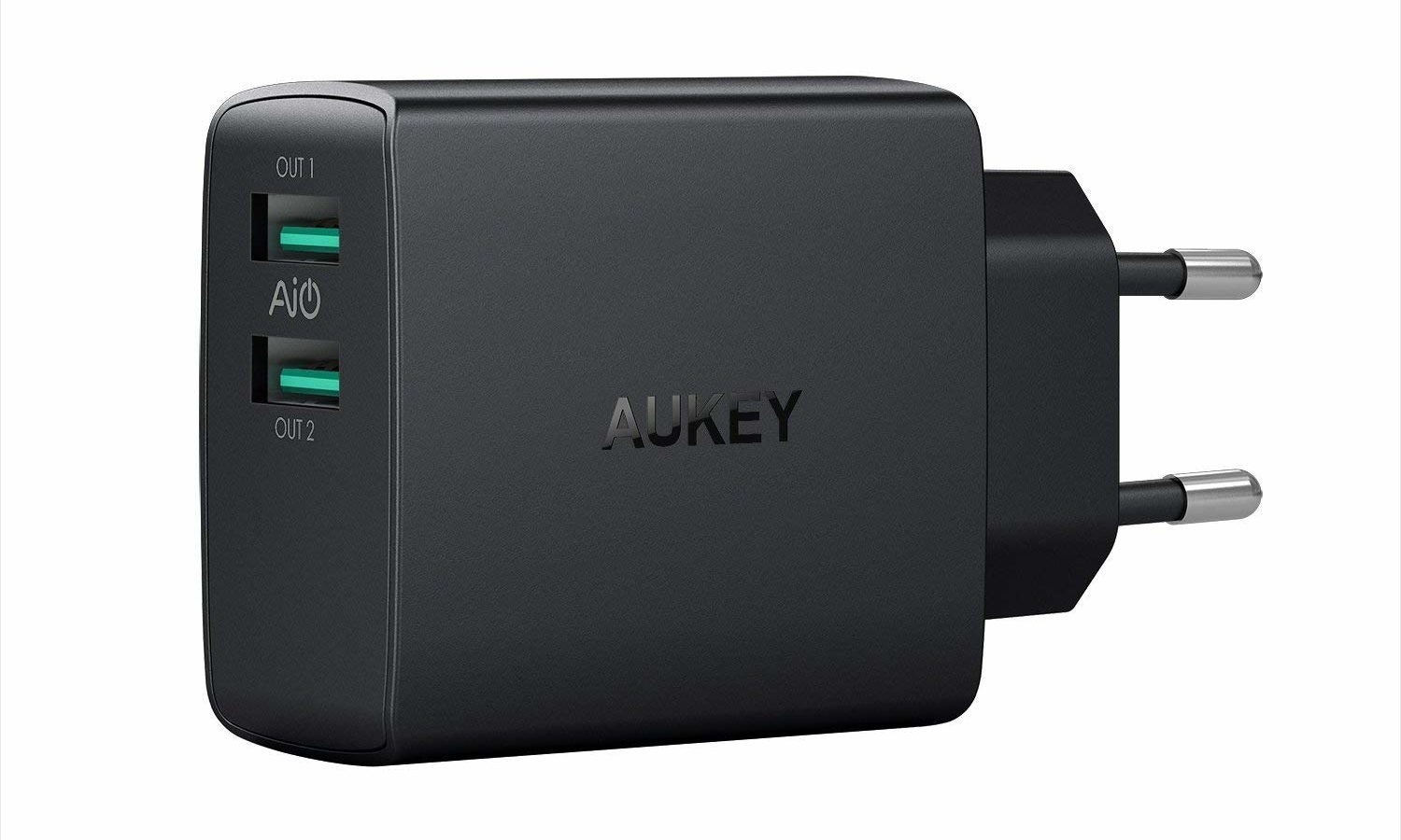 aukey quick charge 3 0 usb ladeger t f r 5 99 bei amazon. Black Bedroom Furniture Sets. Home Design Ideas