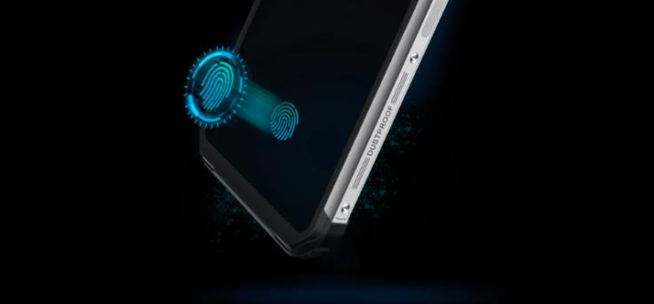 Blackview BV9600 Pro Smartphone Fingerabdruckscanner