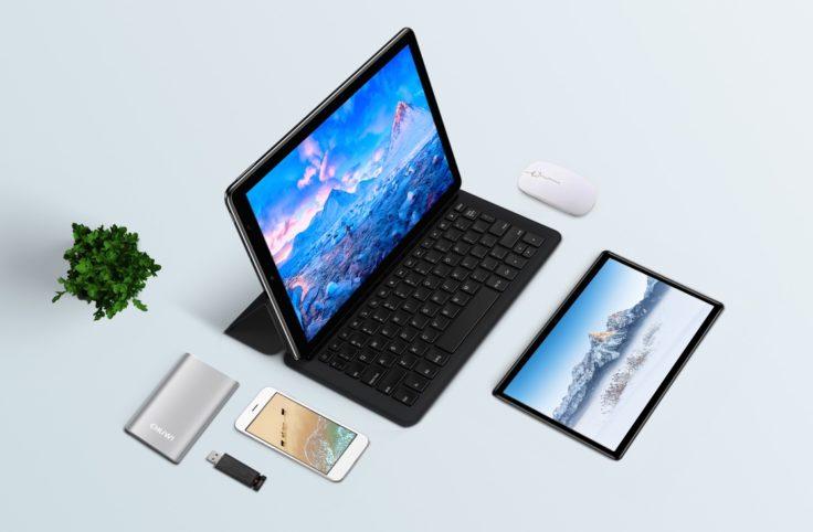 CHUWI Hi 9 Plus mit Tastatur