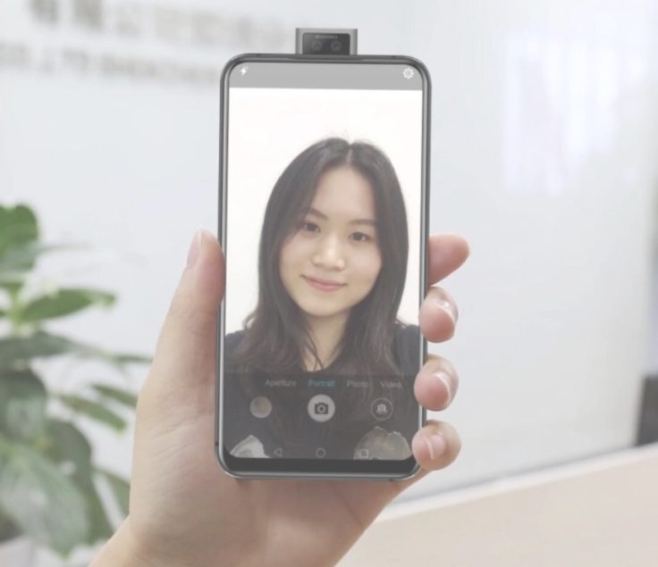 Elephone PX Frontkamera