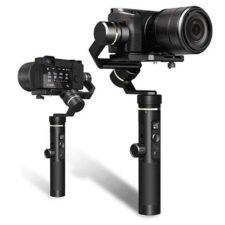 FeiyuTech G6 Plus DSLR Gimbal mit Kamera