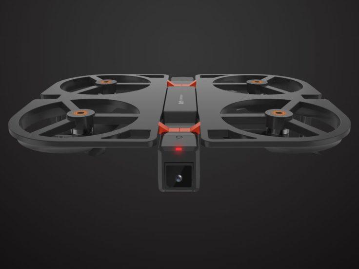 FunSnap iDol Drohne Front