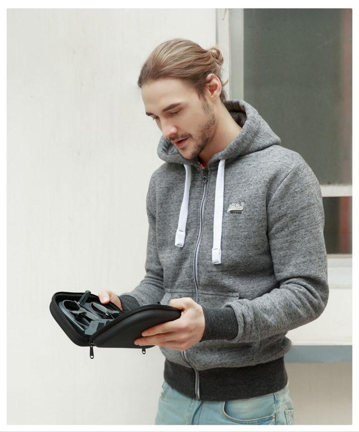 Funsnap iDol Drohne Box Werbefoto