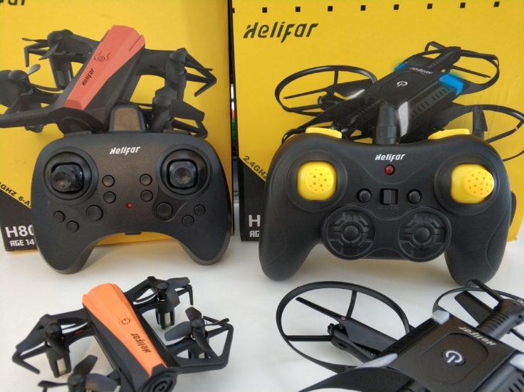 Helifar H802 H816 Drohnen Fernsteuerung