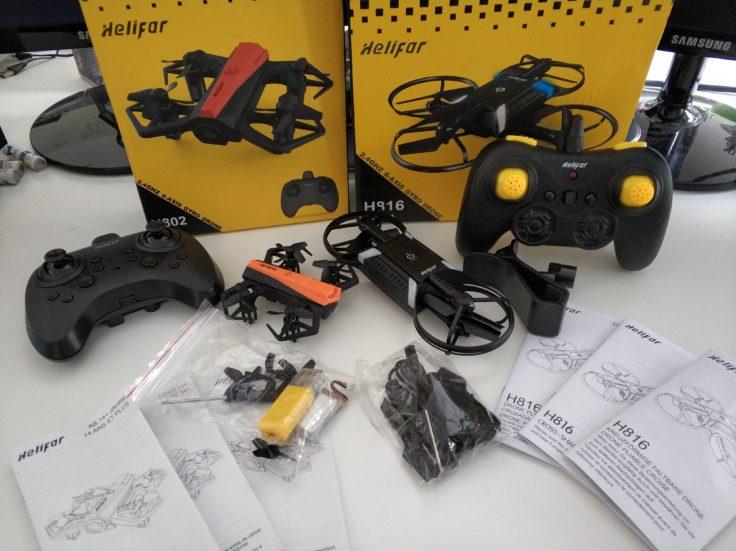 Helifar H802 H816 Drohnen Zubehör