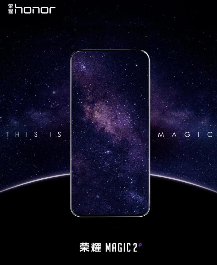 Honor Magic 2 Smartphone