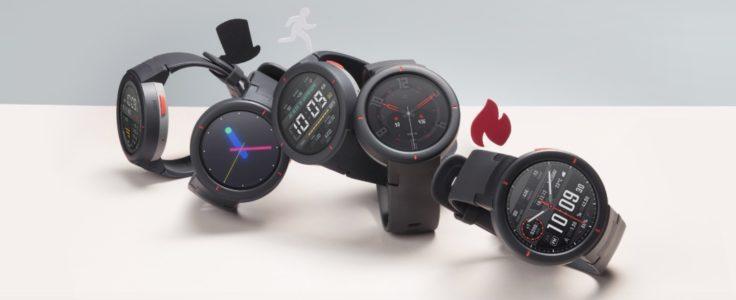 Huami Amazfit Smartwatch Design