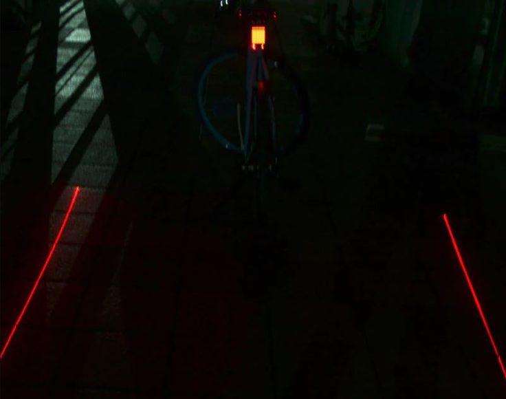 InBike T603 Laser abstandshalter