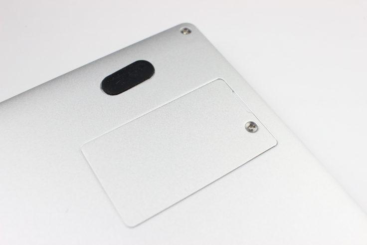 Jumper EZBook X1 Rückseite