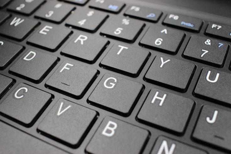 Jumper EZBook X1 Tastatur Beschriftung