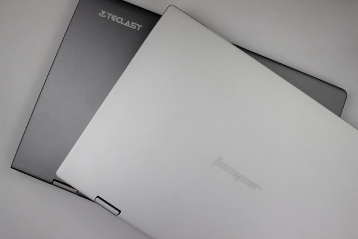 Jumper EzBook X1 vs. Tevlast F5