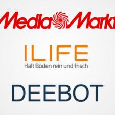 MediaMarkt ILIFE ECOVACS
