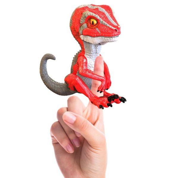 Mini-Roboter Dinosaurier Finger