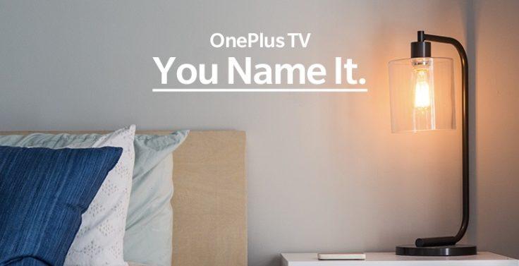 OnePlus TV Name