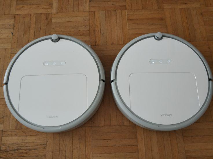 RoboRock Xiaowa E20 Saugroboter C10 Vergleich