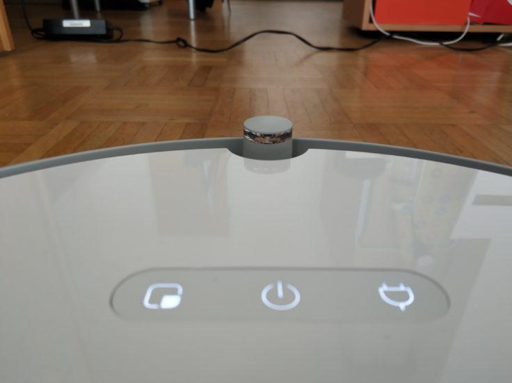 RoboRock Xiaowa E20 Saugroboter Perspektive Navigation