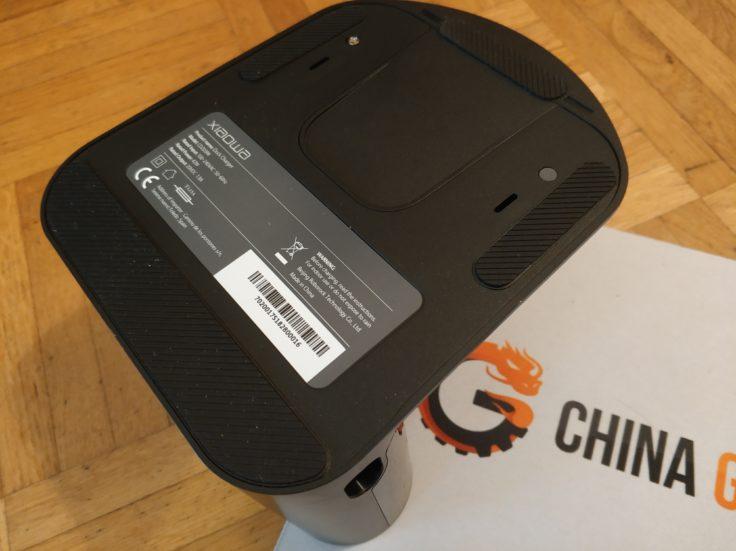 RoboRock Xiaowa E35 Saugroboter Ladestation Unterseite