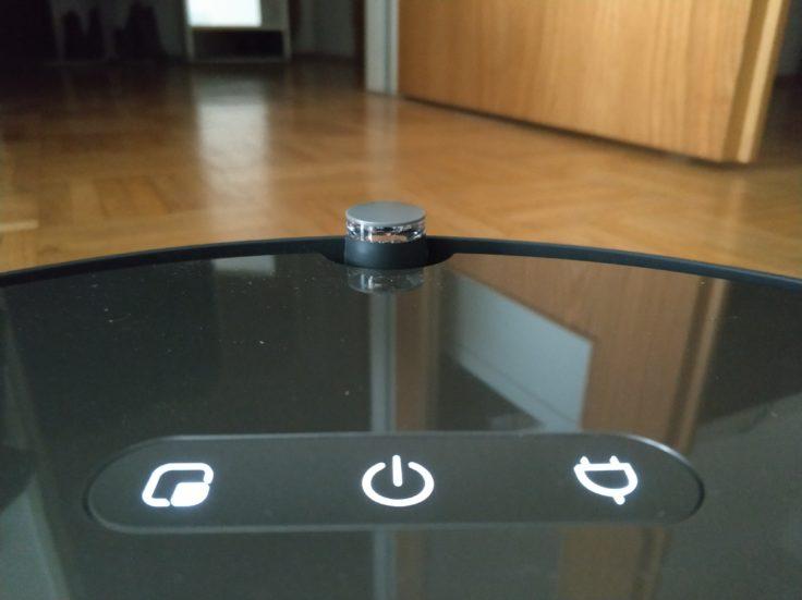 RoboRock Xiaowa E35 Saugroboter Navigation Perspektive