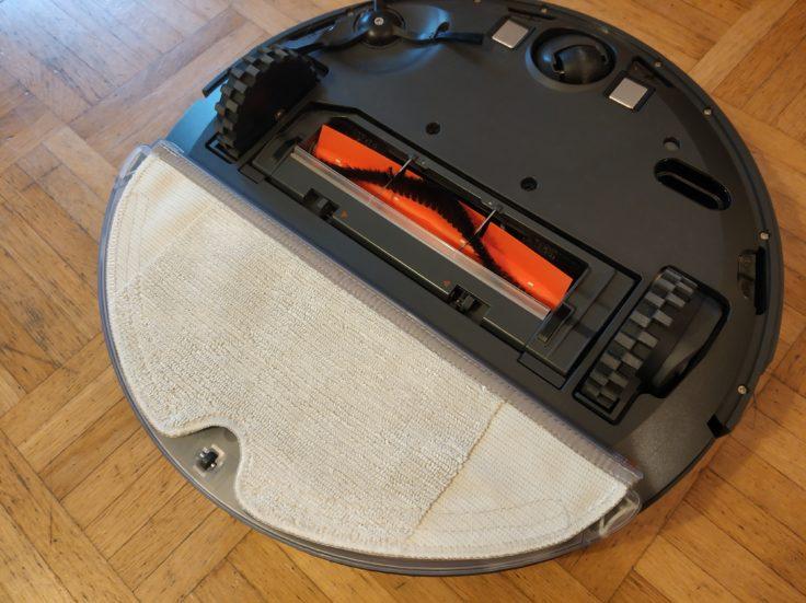 RoboRock Xiaowa E35 Saugroboter Unterseite Wassertank