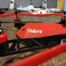 ThiEYE Dr. X Drohne Logo