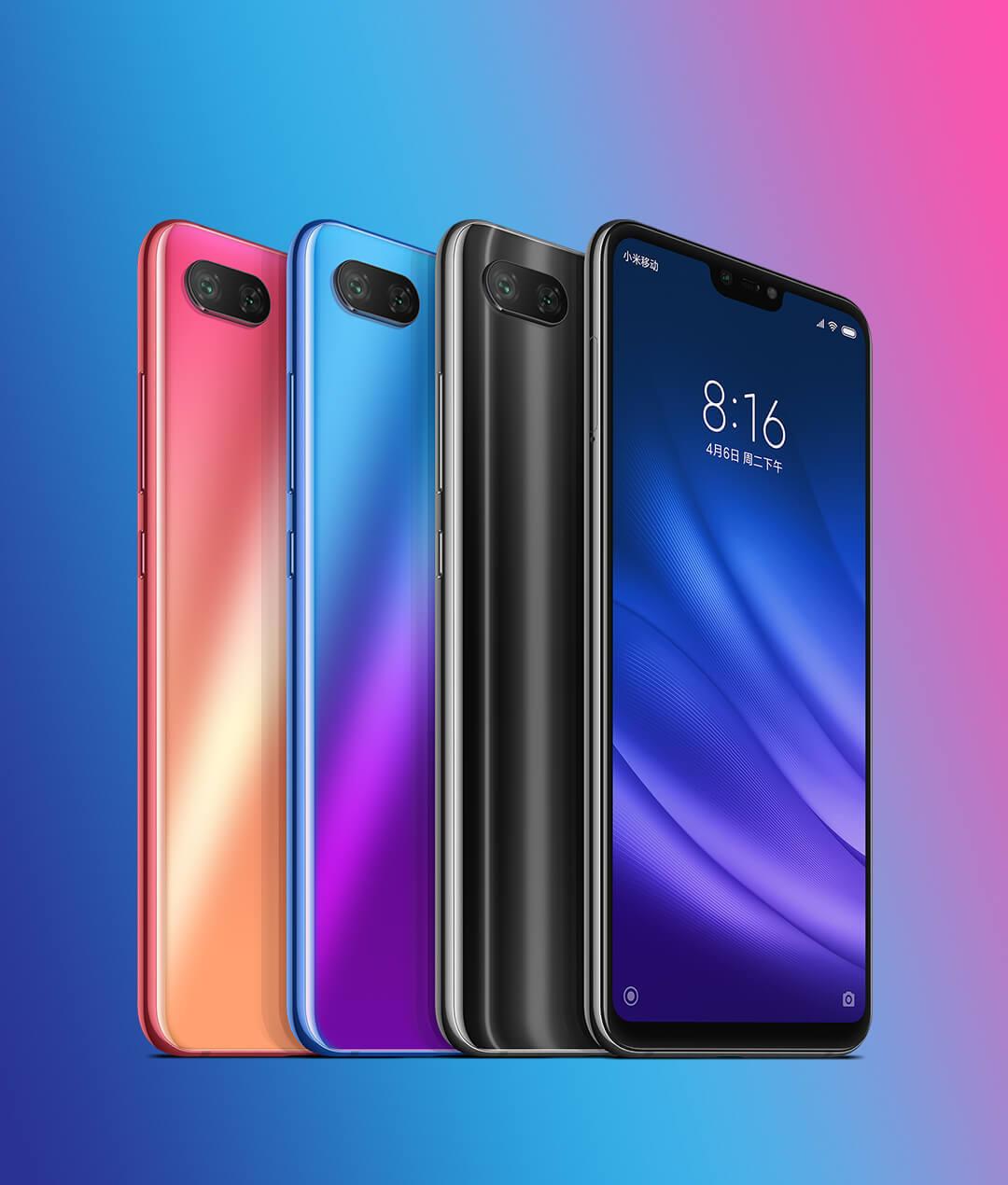Xiaomi MI 8 Lite Smartphone