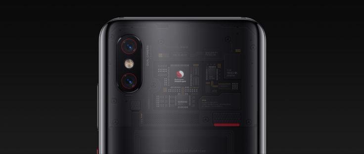 Xiaomi Mi 8 Pro Kamera