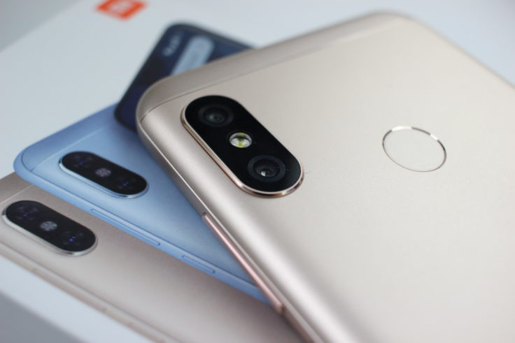 Xiaomi Mi A2 Lite Kamera