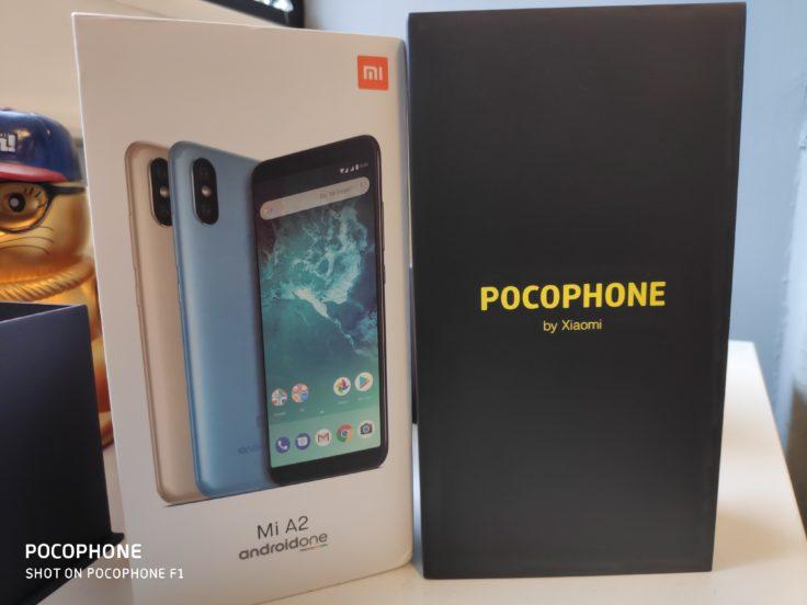Xiaomi Pocophone F1 Testfoto Hauptkamera Innen