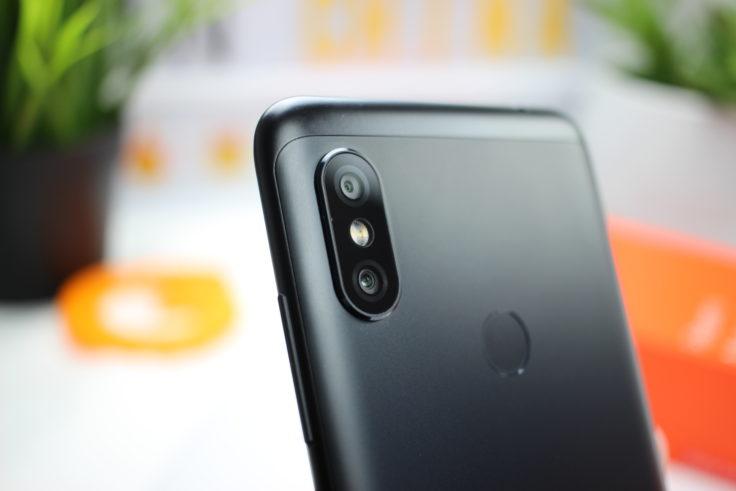 Xiaomi Redmi Note 6 Pro Kamera