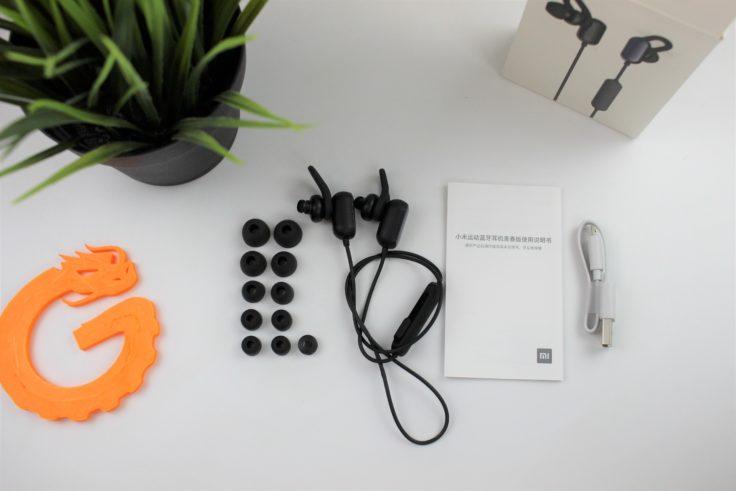Xiaomi Youth wireless Bluetooth In-Ear Lieferumfang