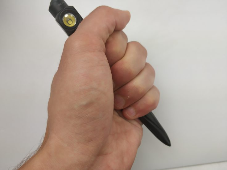 Zanflare F10 Tactical Pen Griff
