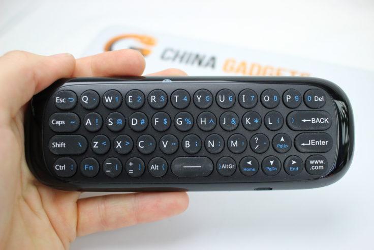 Zidoo V6 PC-Fernbedienung Tastatur