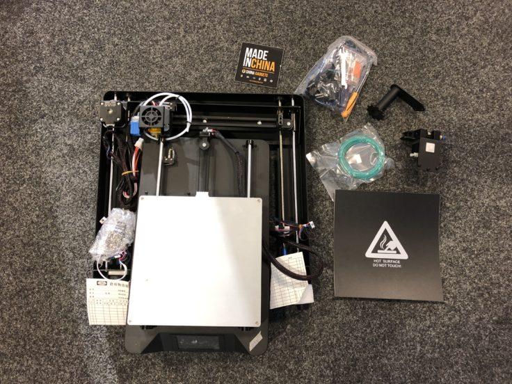 alfawise x6a ausgepackt