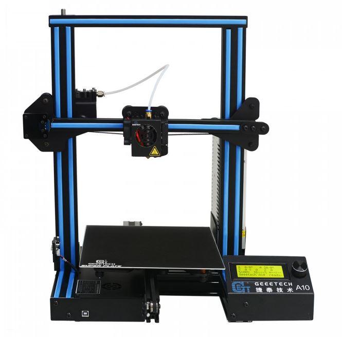 Geeetech A10 3D-Drucker Testbericht