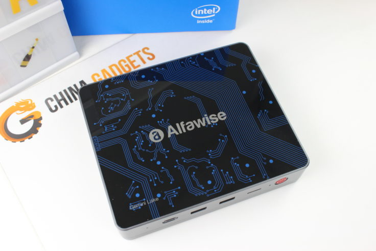 Alfawise T1 Mini-PC Beelink S2 Klon