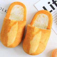 Brot-Hausschuhe